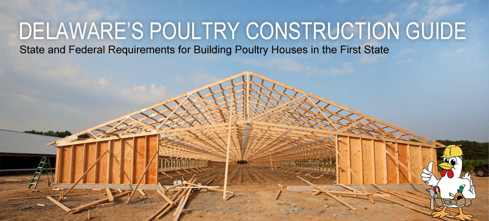 Delaware's Poultry Construction Guide